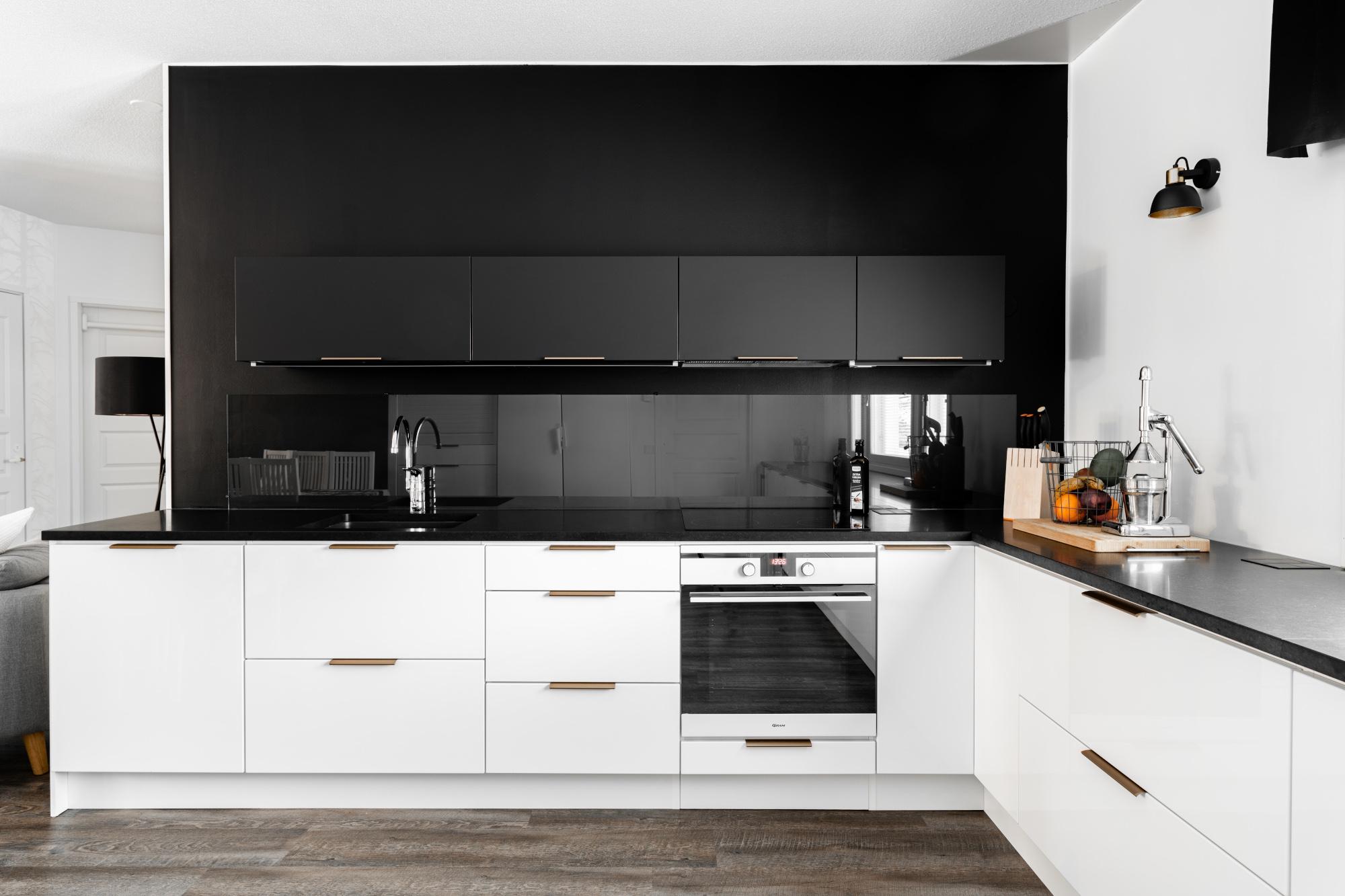 edulliset keittiökalusteet savonlinna - mitta-keittiöt