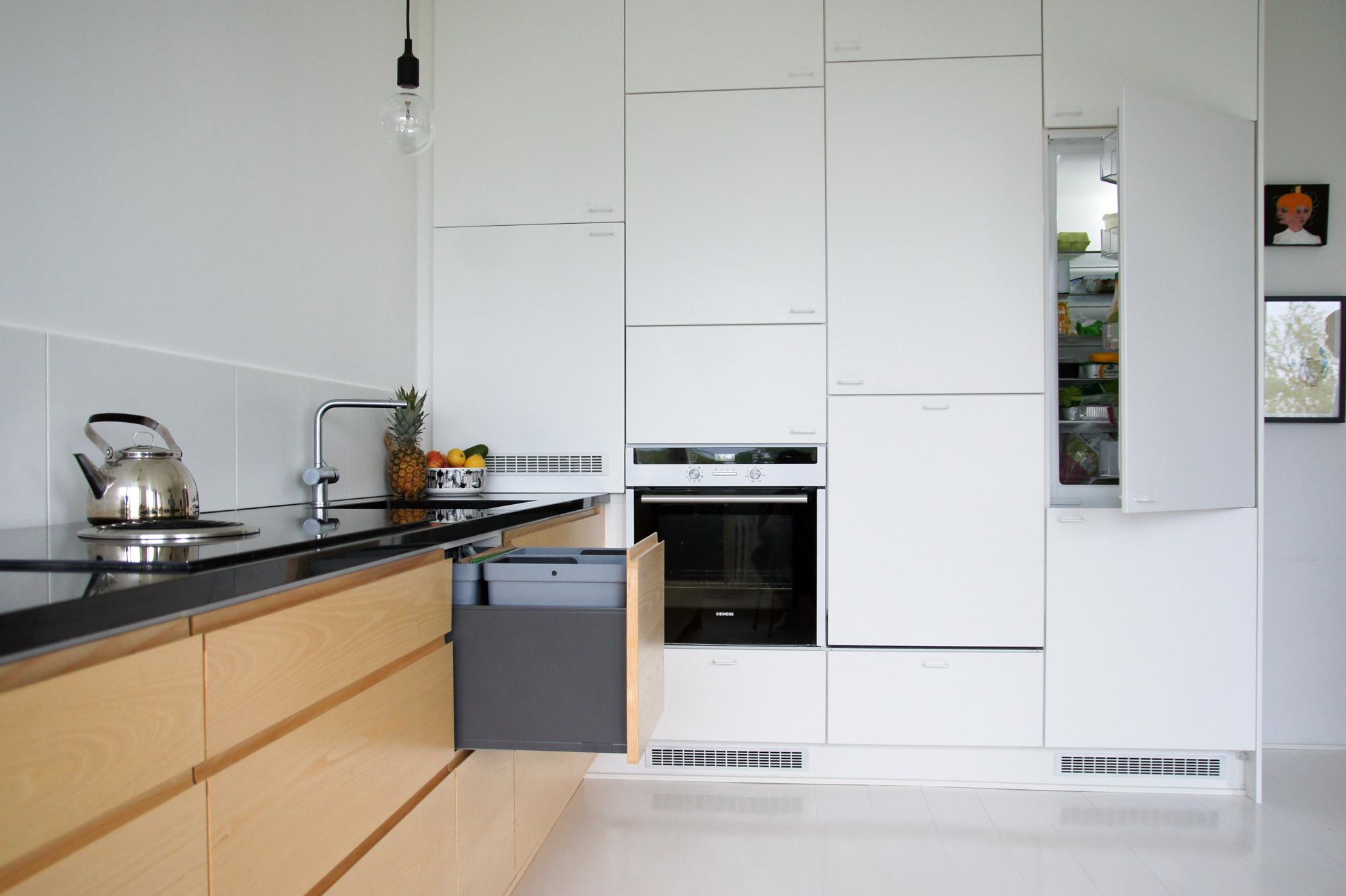 helppo keittiöremontti savonlinna - mitta-keittiöt