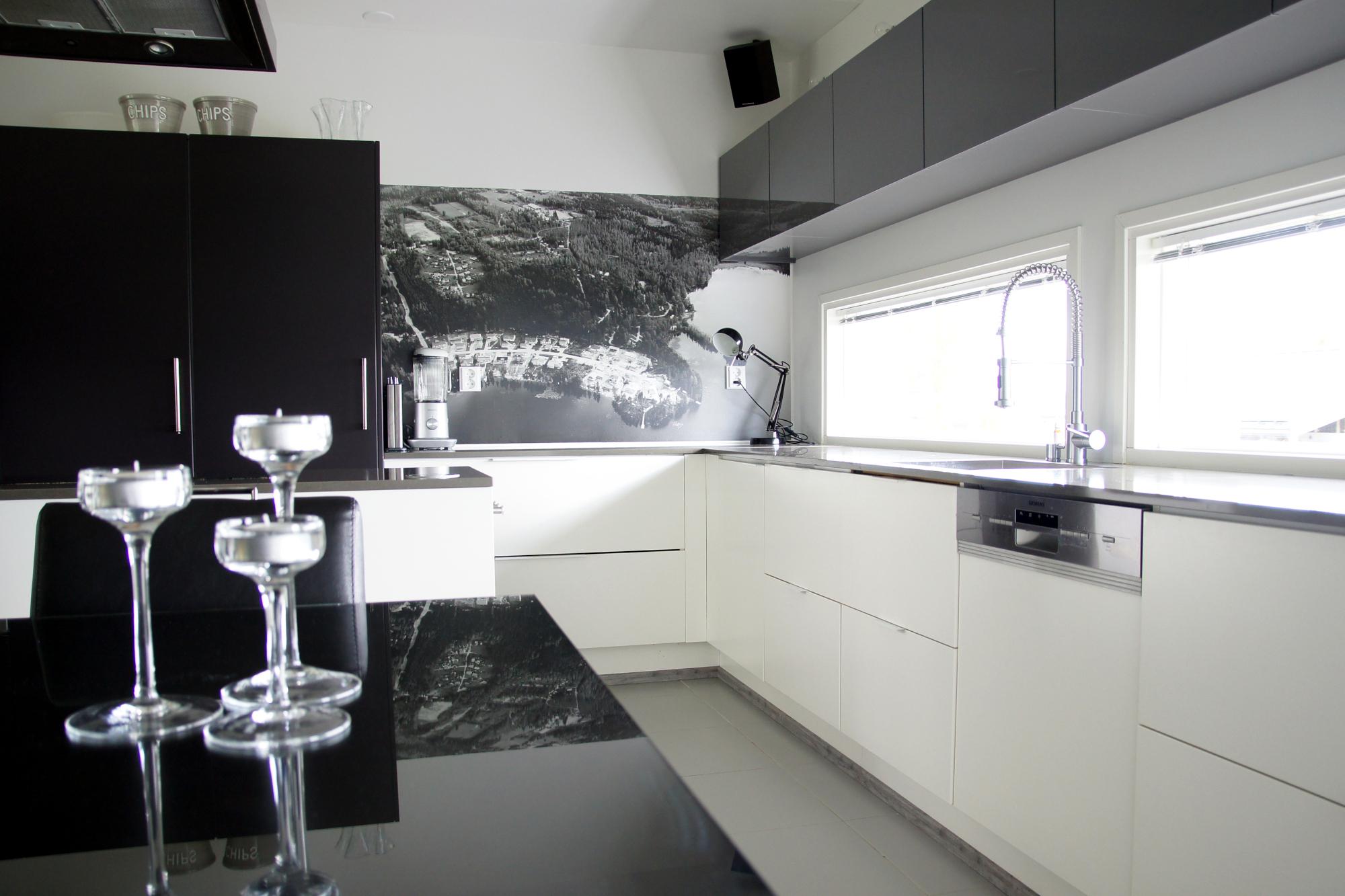 moderni keittiö savonlinna - mitta-keittiöt