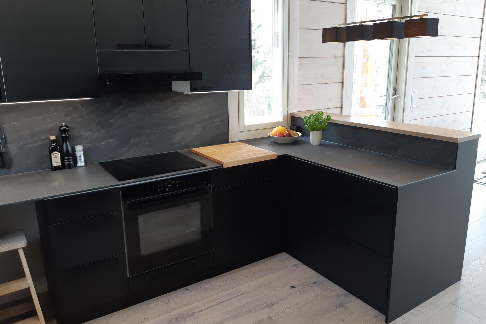 modernit keittiökalusteet savonlinna - mitta-keittiöt